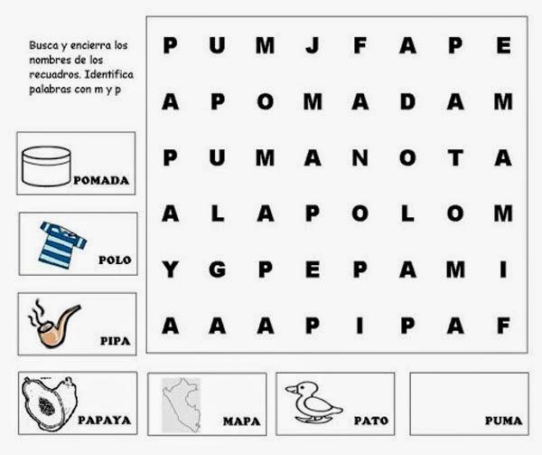 identifica-palabras-con-m-y-p