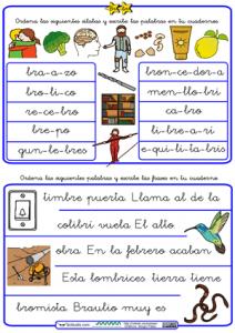 Ordenar-palabras-y-frases-con-trabadas-BR – EducAnimando