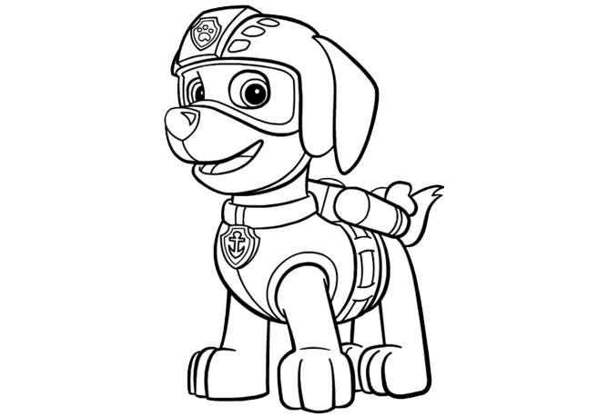 coloring pages nick jr characters - photo#34