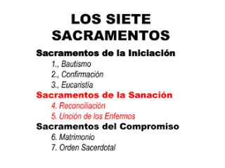 Los Sacramentos Imágenes Y Dibujos Para Imprimir Y Colorear