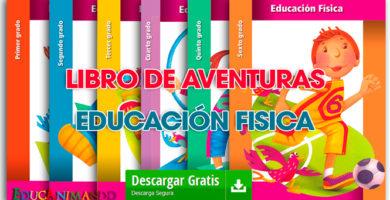 libro de aventuras educación física