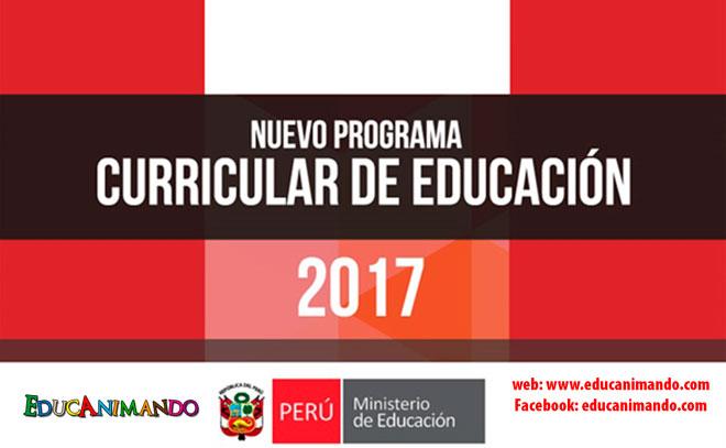 area curricular de arte peru 2016 nuevo programa