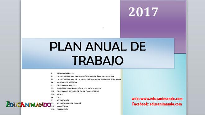 plan-anual-de-trabajo-2017