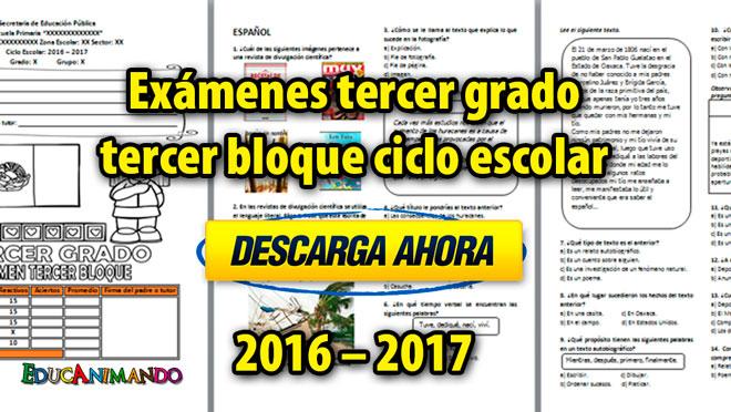 examenes-3er-grado