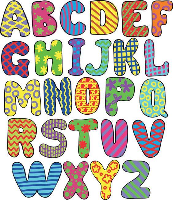 impresionantes im genes de abecedario para ni os material para maestros planeaciones. Black Bedroom Furniture Sets. Home Design Ideas