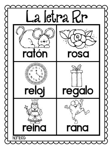 Letras del alfabeto para colorear e imprimir | Material para ...
