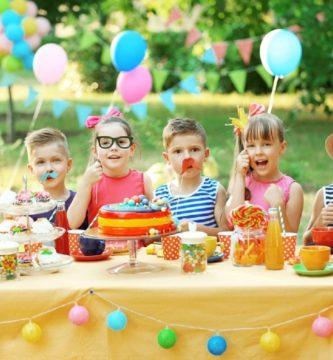 Actividades infantiles para fiestas