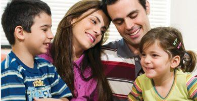 Divertidos e importantes derechos del niño para colorear