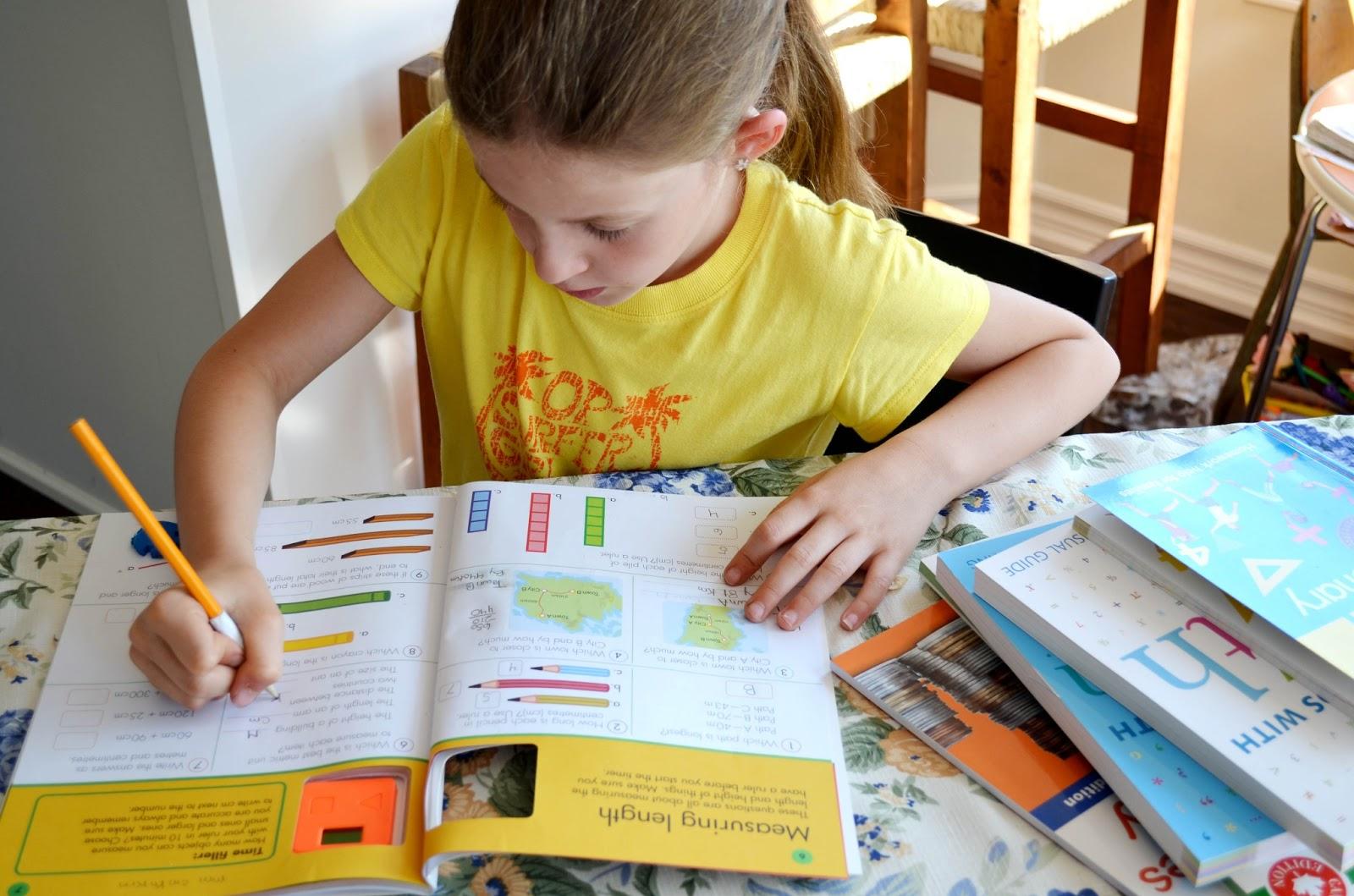 El educativo mundo de los libros de matemáticas básicas