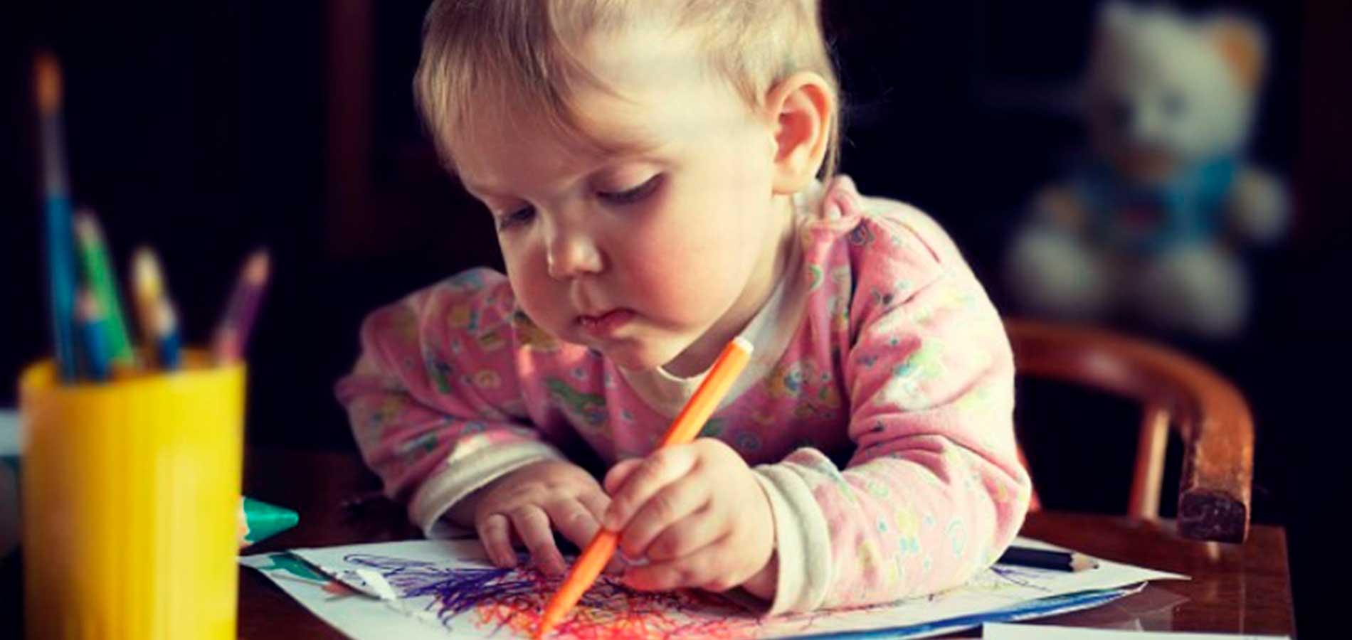 Importancia de los trazos para niños de preescolar